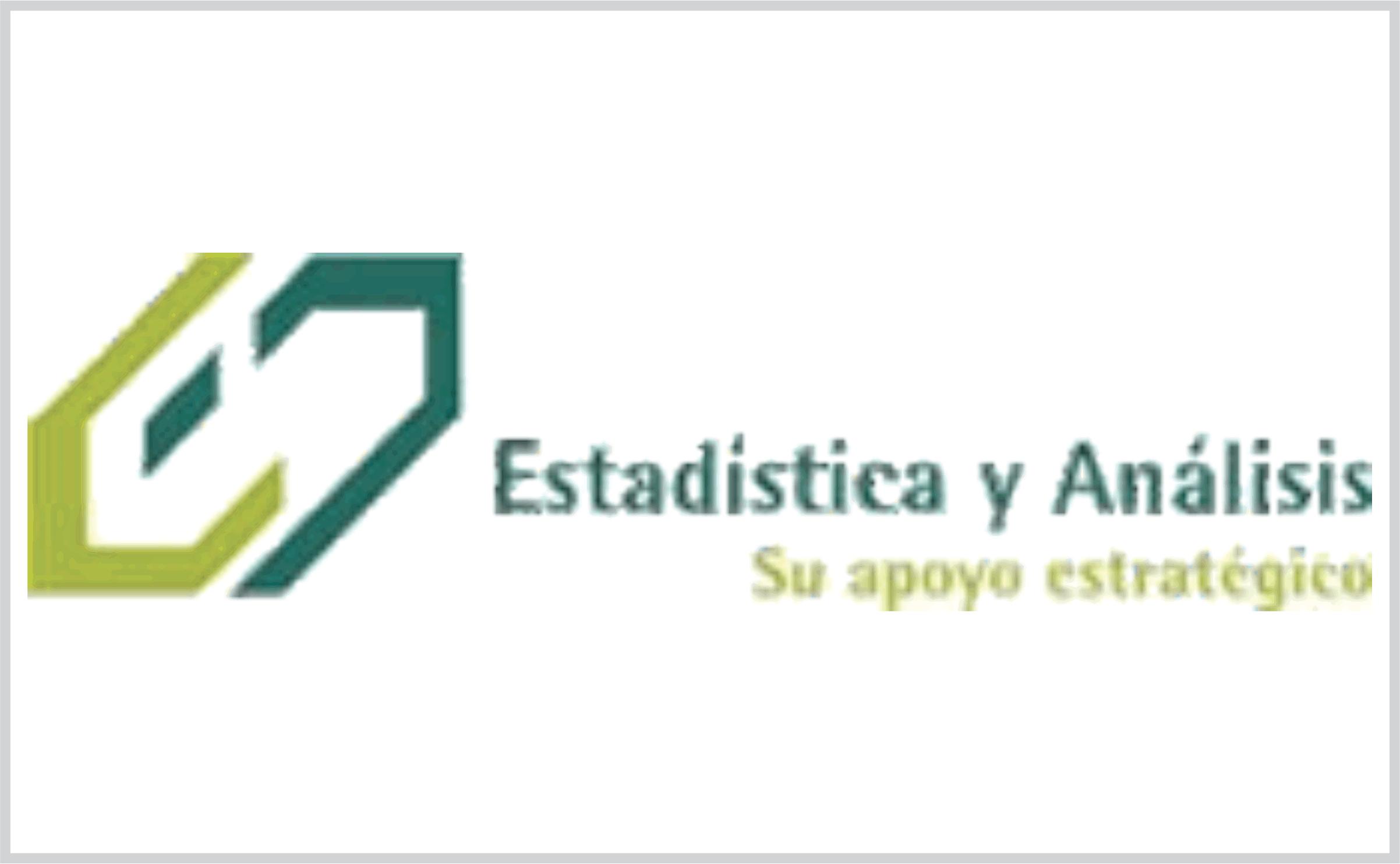 E Y A Estadística Y Análisis Ltda