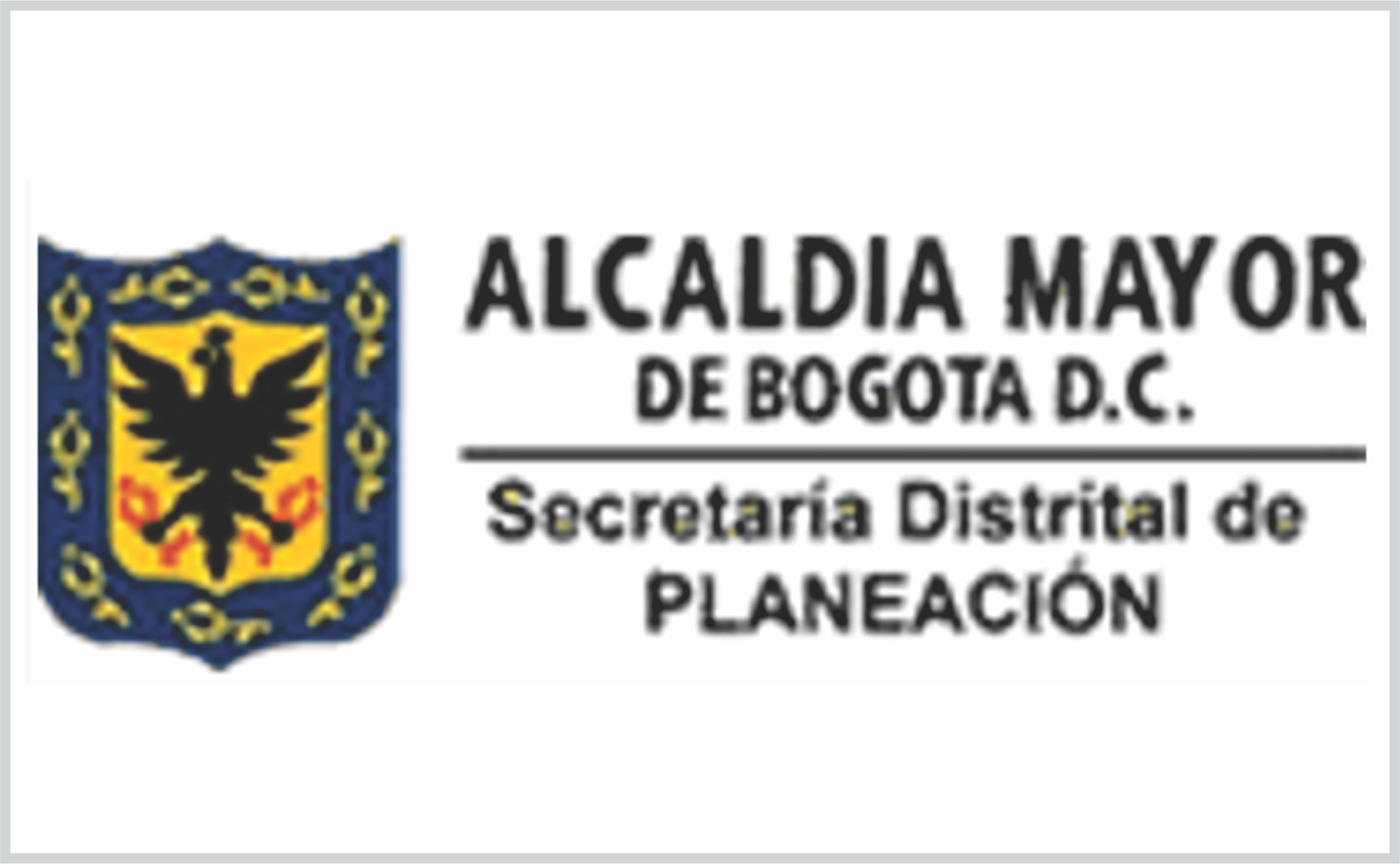 Secreteria Distrital de Planeación